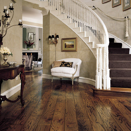 Home Design: Hardwood Flooring Oak