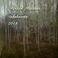 Mennään metsään -lukuhaaste (1.1. - 31.12.2019)