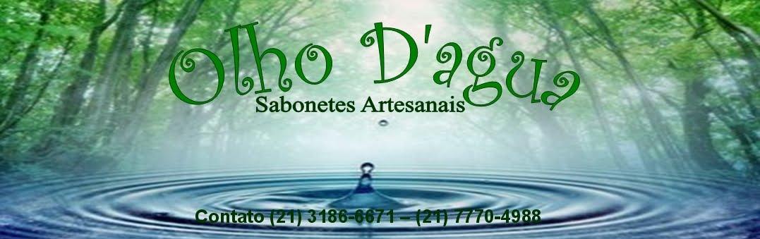 Olho D'agua Sabonetes Artesanais