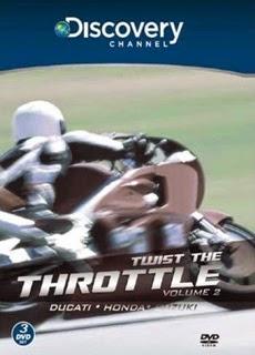Σειρά ντοκιμαντέρ για μοτοσικλέτες