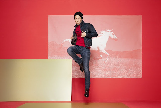 Levi's Brings Vanness Wu To The Philippines
