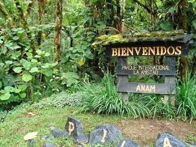 Parque Internacional la Amistad Costa Rica - Panamá