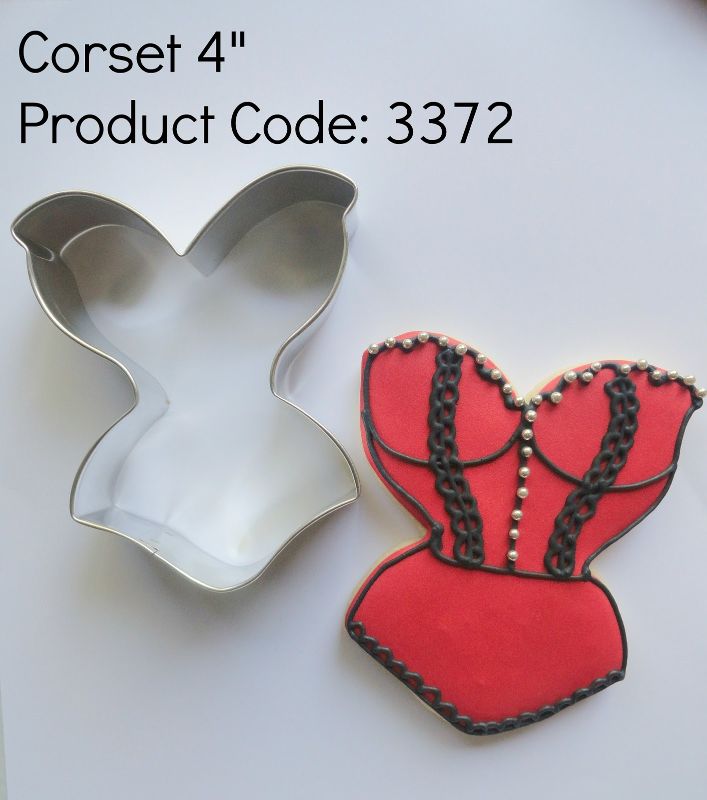 Displaying 20> Images For - Corset Cookies...