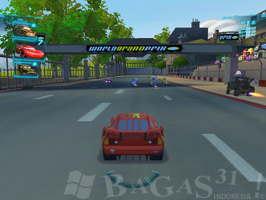Cars 2 The Video Game Full Crack 3