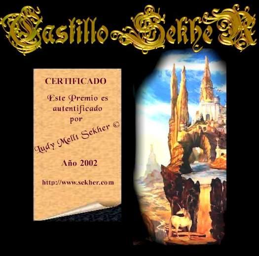 ♥ Castillo Sekher ♥ De Ludy Mellt Sekher