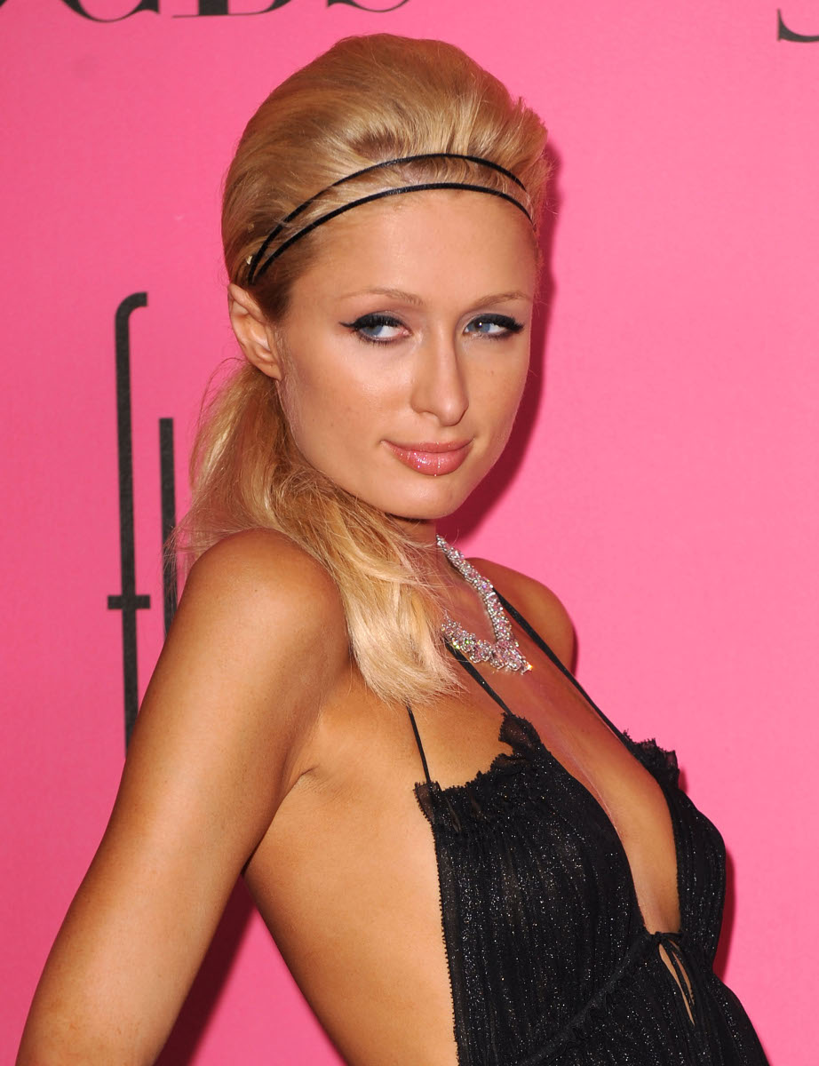 Fashion News Inspired Paris Hilton Hairstyle 2011