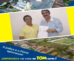 JURIPIRANGA COM tom e marinaldo