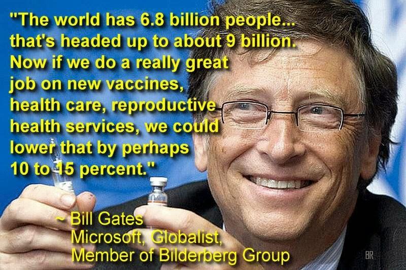 Vaccines & Depopulation
