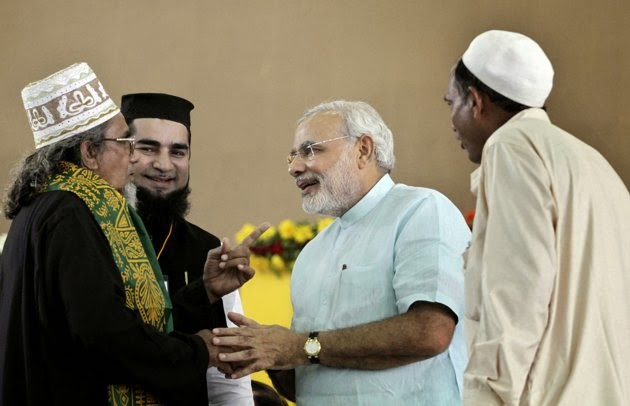 narendra the controversial leader of bjp struggles to respect minorities