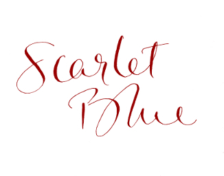 Scarlet Blue