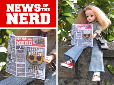 It's the News of the Nerd!