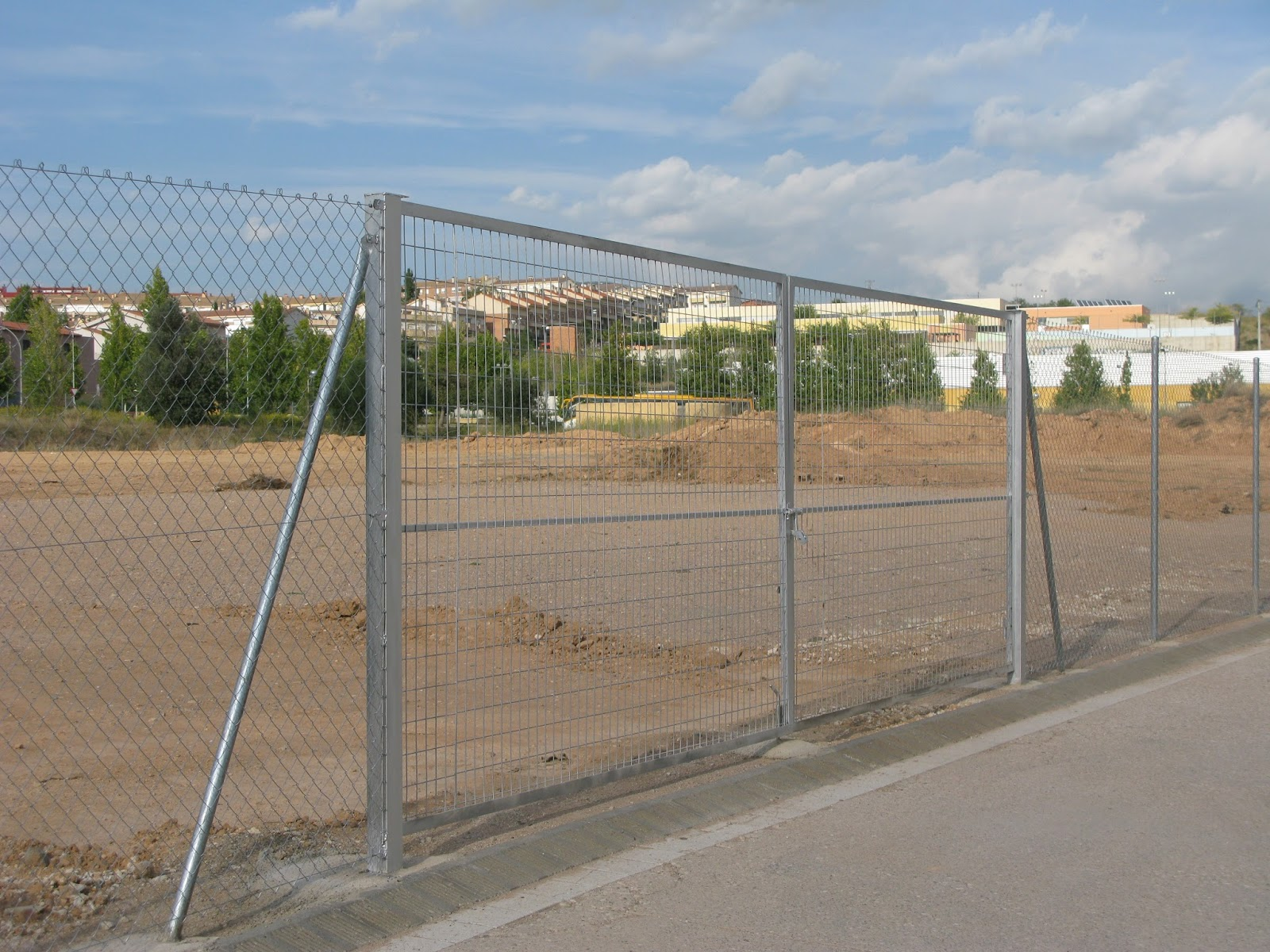 Cercados Gp Puertas Vehiculos