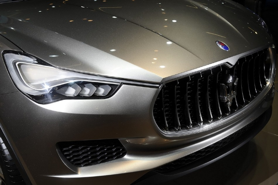 Davide458italia Maserati Kubang