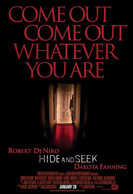 Watch Hide and Seek 2005 BRRip Hollywood Movie Online | Hide and Seek 2005 Hollywood Movie Poster