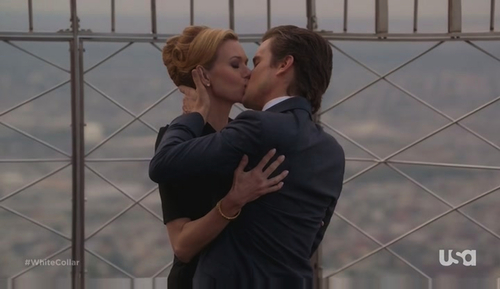 Review White Collar 4x15/4x16