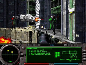 Marathon Trilogy freeware PC FPS game