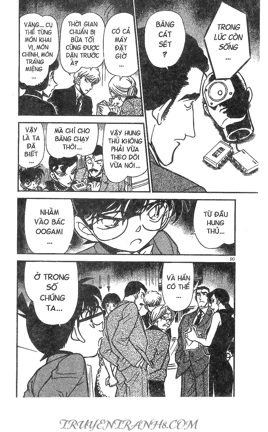 Detective Conan Chap 300 - Truyen.Chap.VN