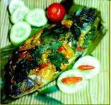 resep pepes ikan mujair