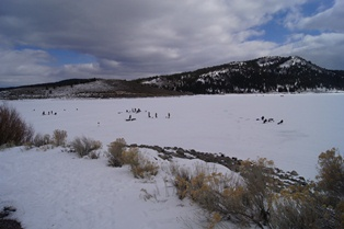 Southern utah hunt and fish 2012 panguitch lake ice for Panguitch lake fishing report
