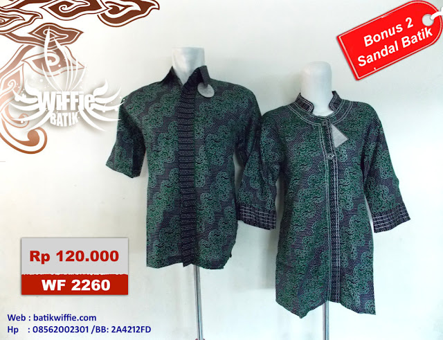 Batik Couple Terbaru