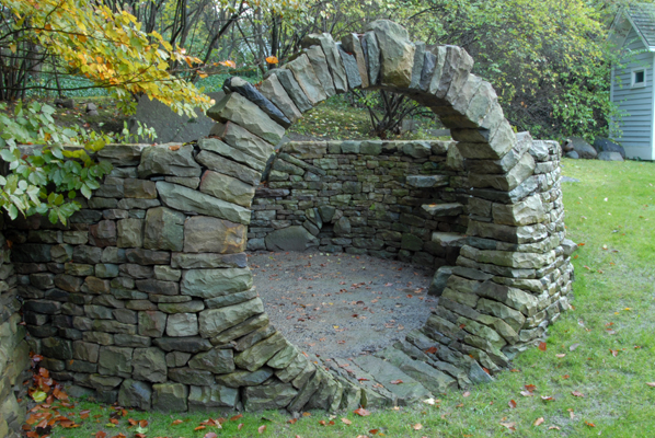 Dry Stone Building Best Stone Moongates