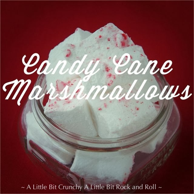 ... Little Bit Crunchy A Little Bit Rock and Roll: Candy Cane Marshmallows