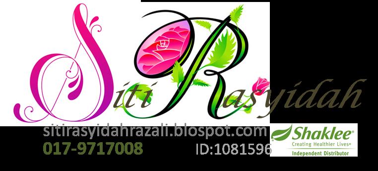 Siti Rasyidah Razali