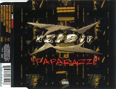 Xzibit – Paparazzi (CDS) (1996) (FLAC + 320 kbps)