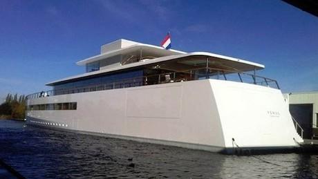 Kapal Venus Didesain dengan konsep Minimalis