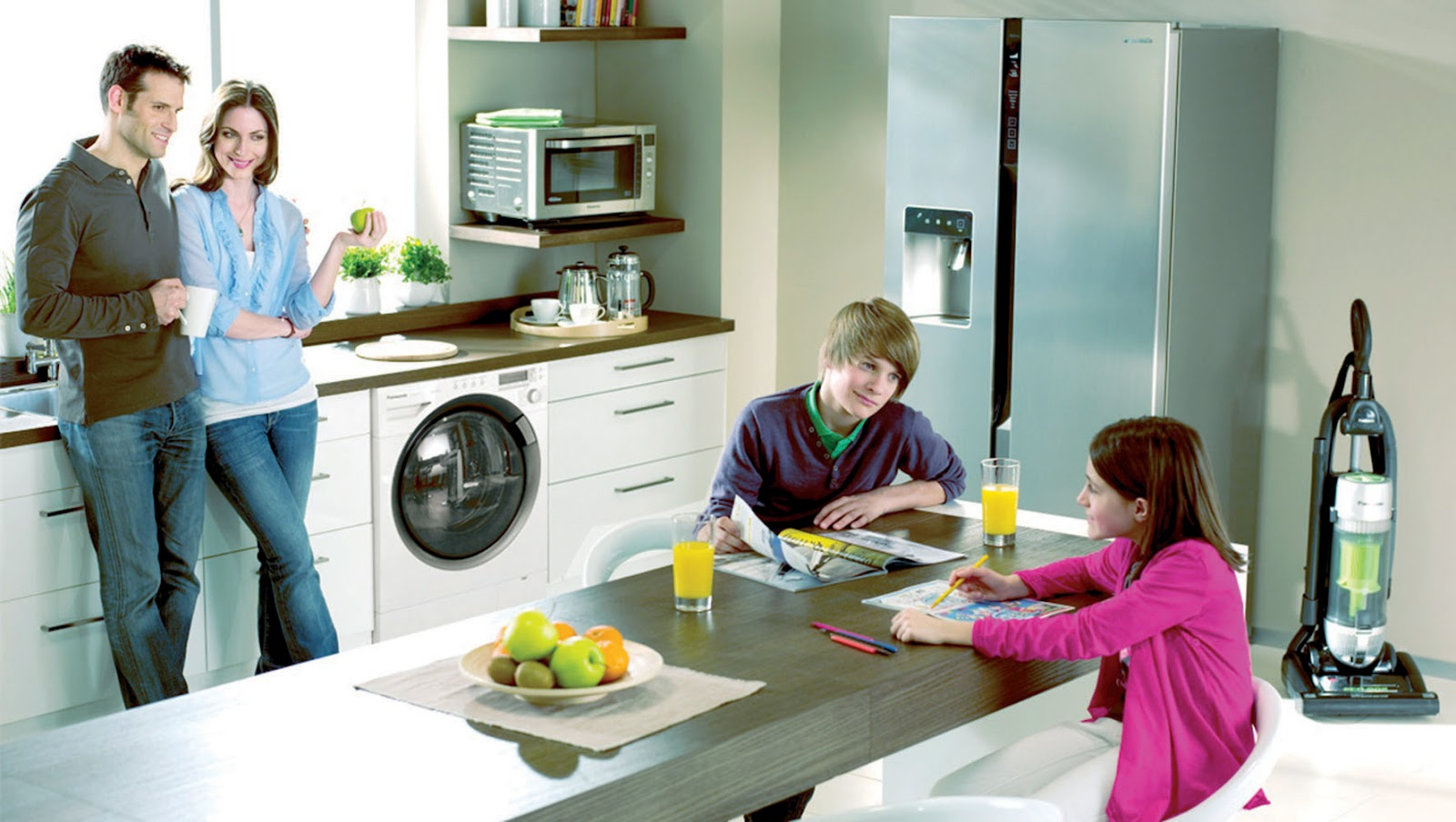 Family Kitchen Mummys Space Guest Post Finding The Right Kitchen Appliances To