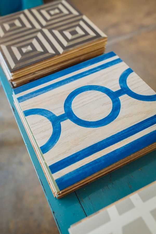 Mirth Studio Wood Tiles