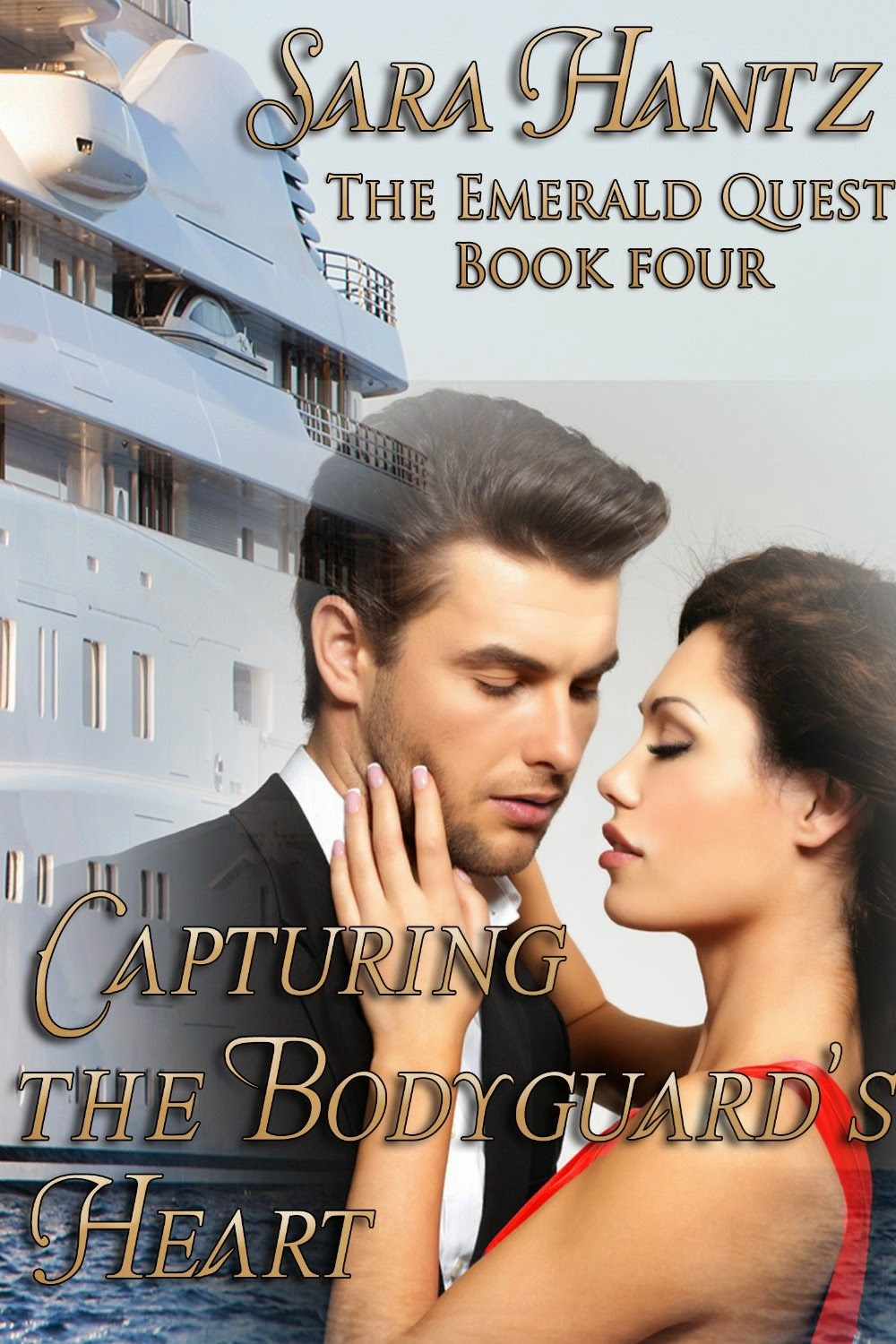 Romance Book Scene: Romance Byte: Sara Hantz's Capturing the Bodyguard's Heart
