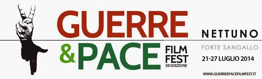 logo Festival Guerre e Pace 2014