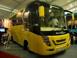 Karoseri Laksana Dan Jenis Jenis Bus Produksinya