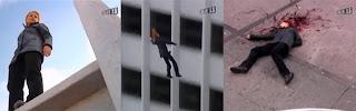 Muerte de Nathalie Poza en la serie 'Policías' de Antena 3