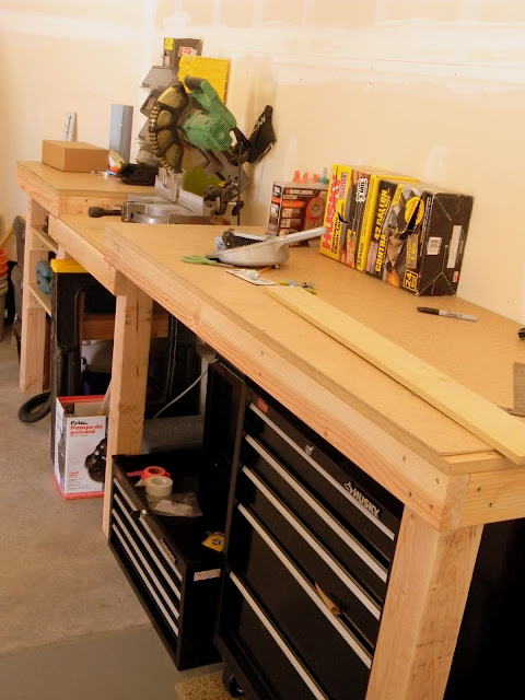 Apartment Workbench Plans