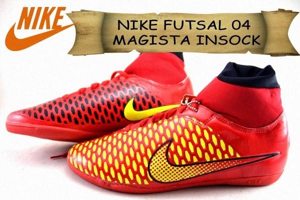 Sepatu Futsal  Sepatu Futsal Nike Magista Insock 04