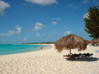 La playa paraíso de la enigmática Cuba