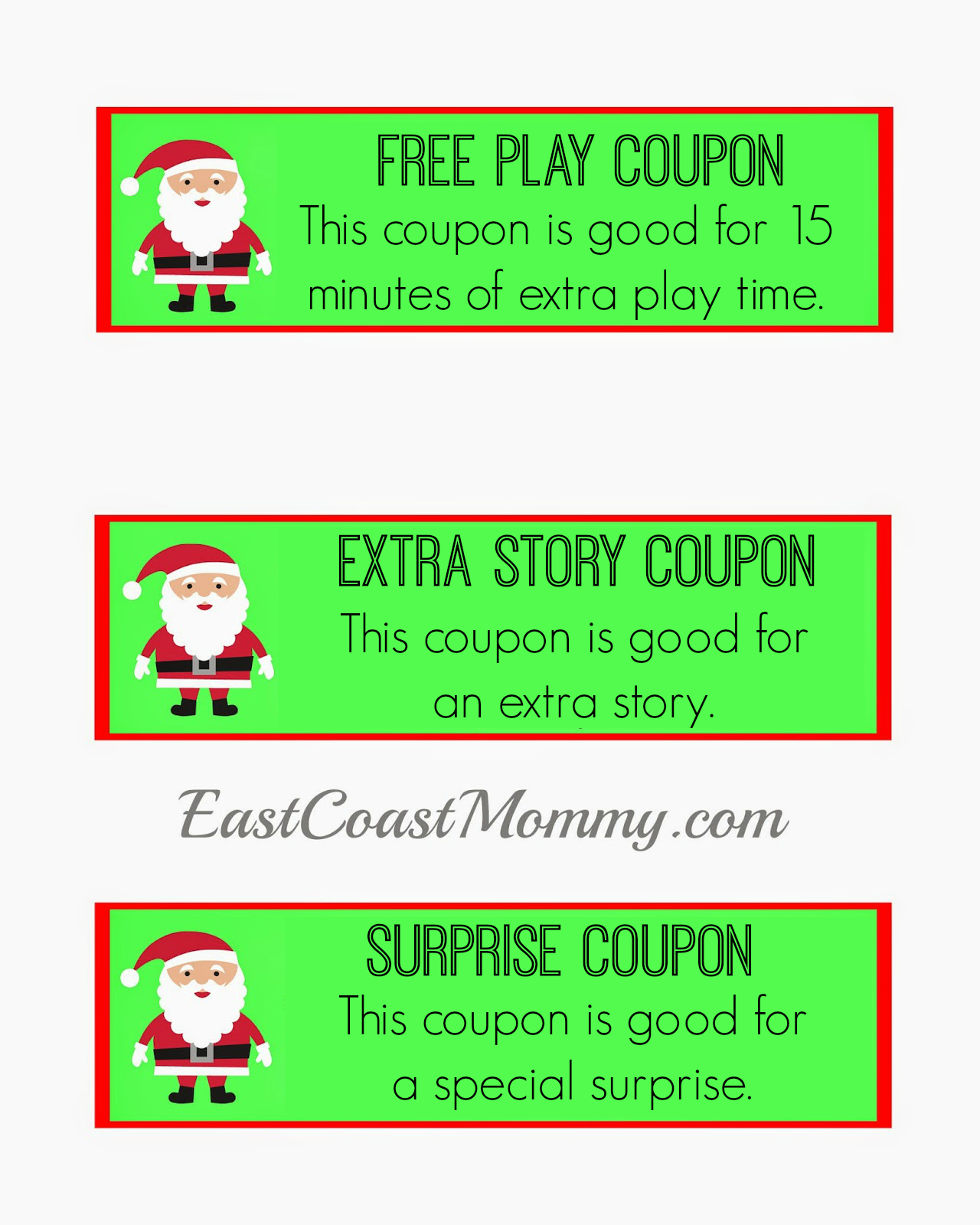 Discount coupons for christmas central