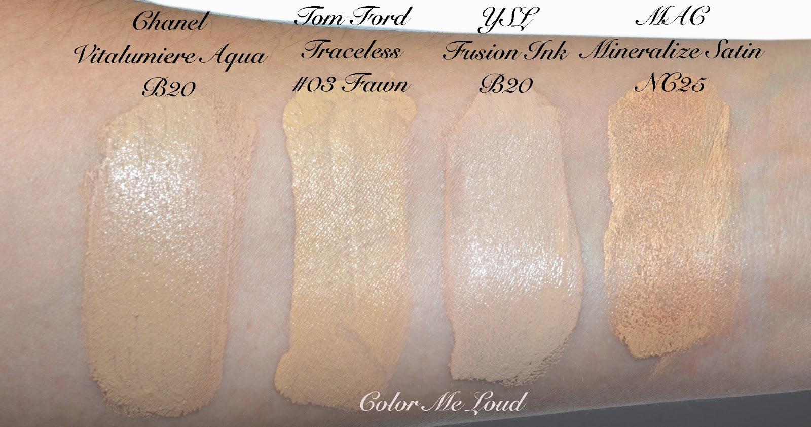 creme de la mer makeup