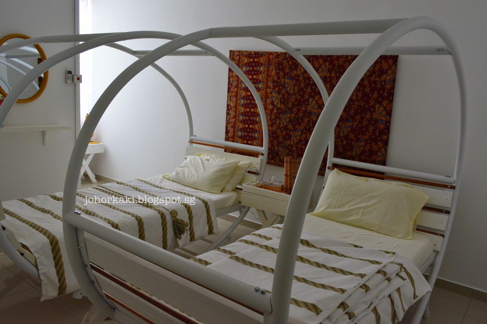 Eco b b bed breakfast homestay johor bahru jk1103 johor for Sofa bed johor bahru