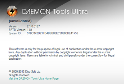 DAEMON Tools Ultra 2.4.0.0280. C Crack & Activator. 5. Accept to r