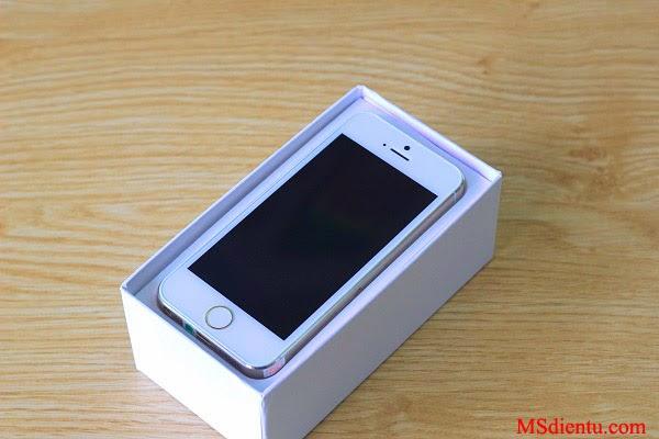 nguyên hộp Iphone 5S Trung Quốc