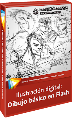Video2Brain: Ilustración digital: Dibujo con Flash (2012)