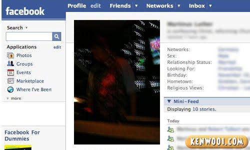 blur clubbing facebook