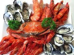 Atasi masalah kudis kerana seafood