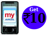 Get Rs 10 recharge free on Recharge of Rs. 50 (Olny App) :buytoearn