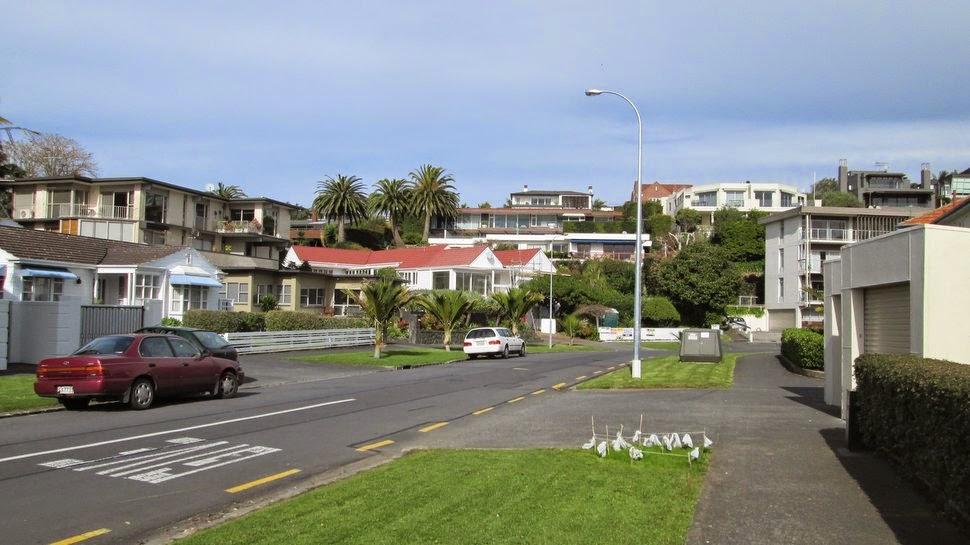 Auckland Quartiers Est