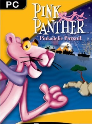 pink panther video game