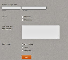 generare form gratis